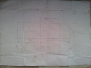 Karte zum Bau des Hochbeetes